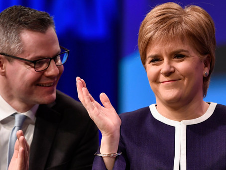 SNP PAYING ACTORS TO SAY THEY WOULD VOTE TO LEAVE UK