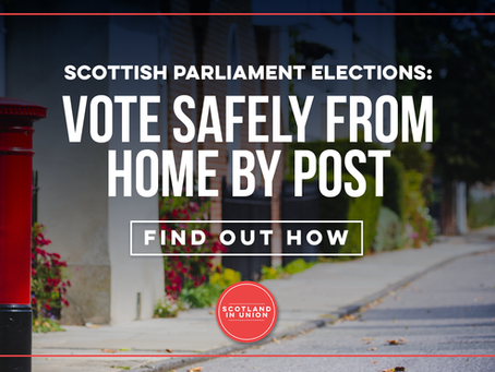 Postal Voting in the 2021 Scottish Elections
