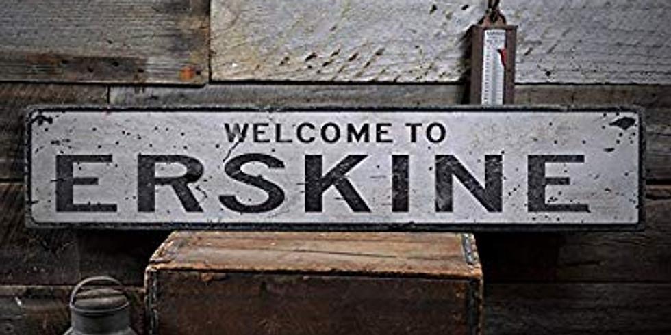 Erskine Leafleting, Tuesday 11th December