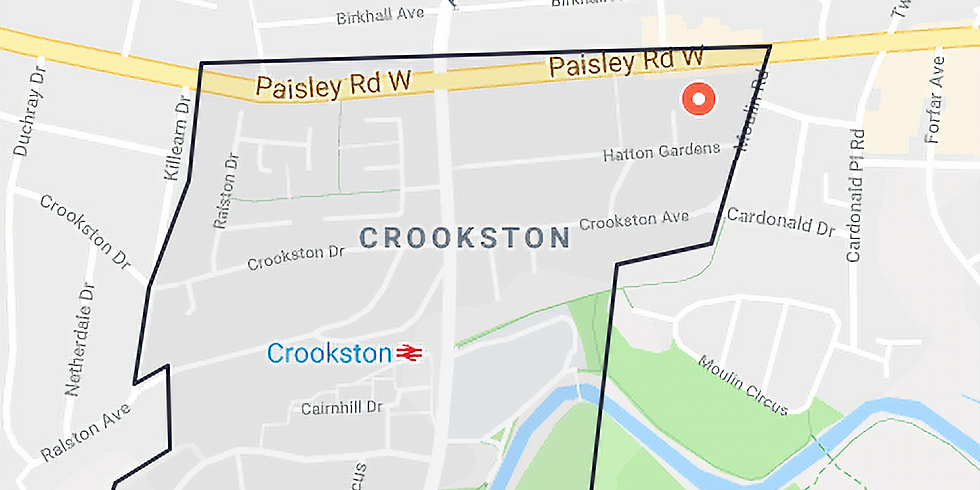 Crookston Leafleting - Sunday 23rd September