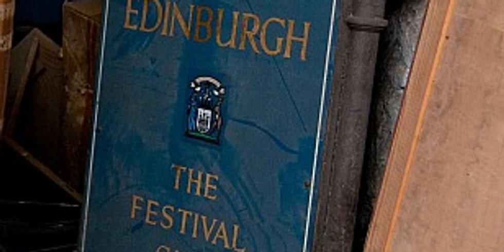 Edinburgh Leafleting - Saturday 8th June
