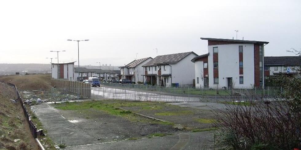 Barrowfield (Glasgow) Leafleting