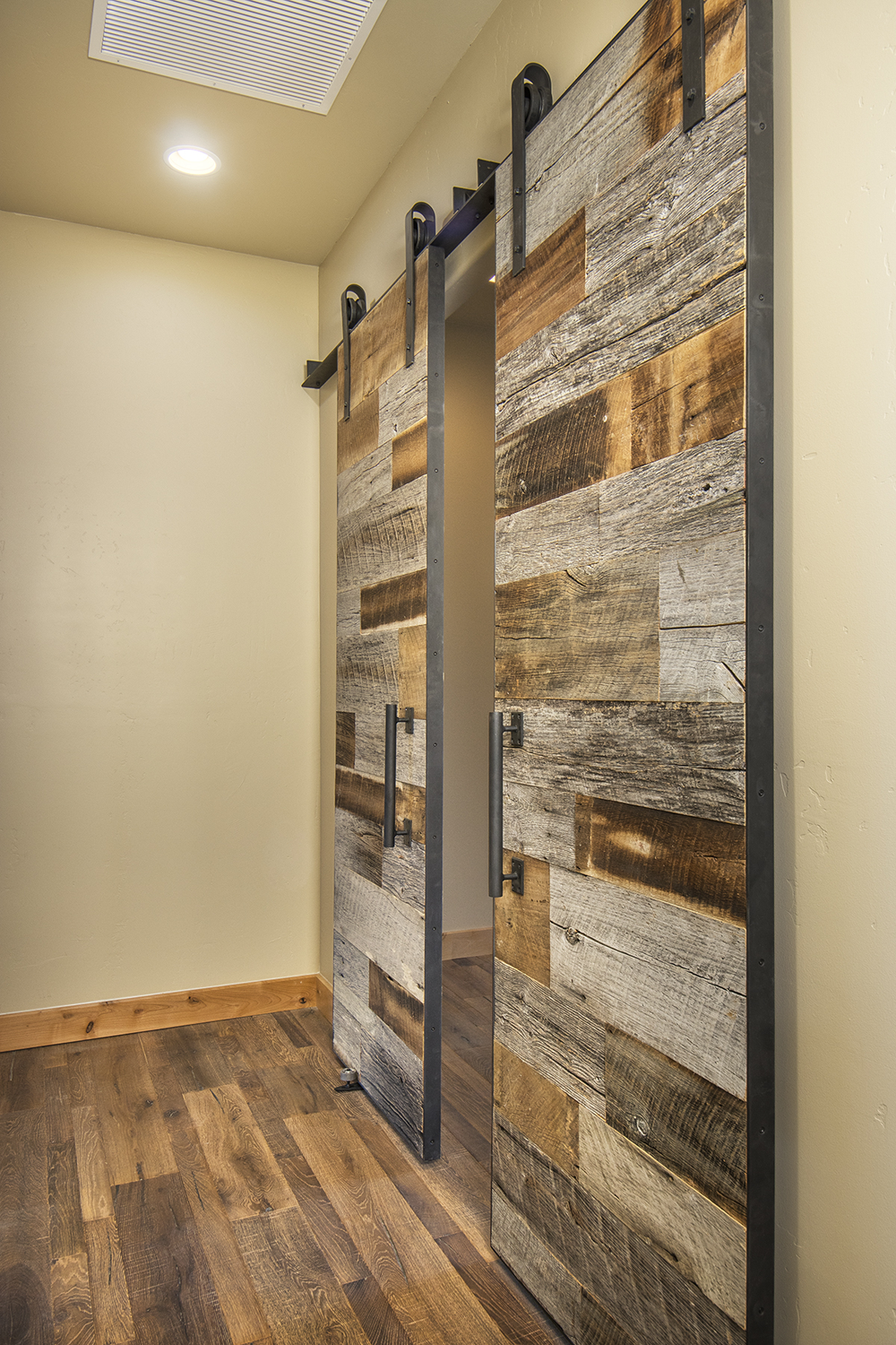 Bedroom Barn Doors