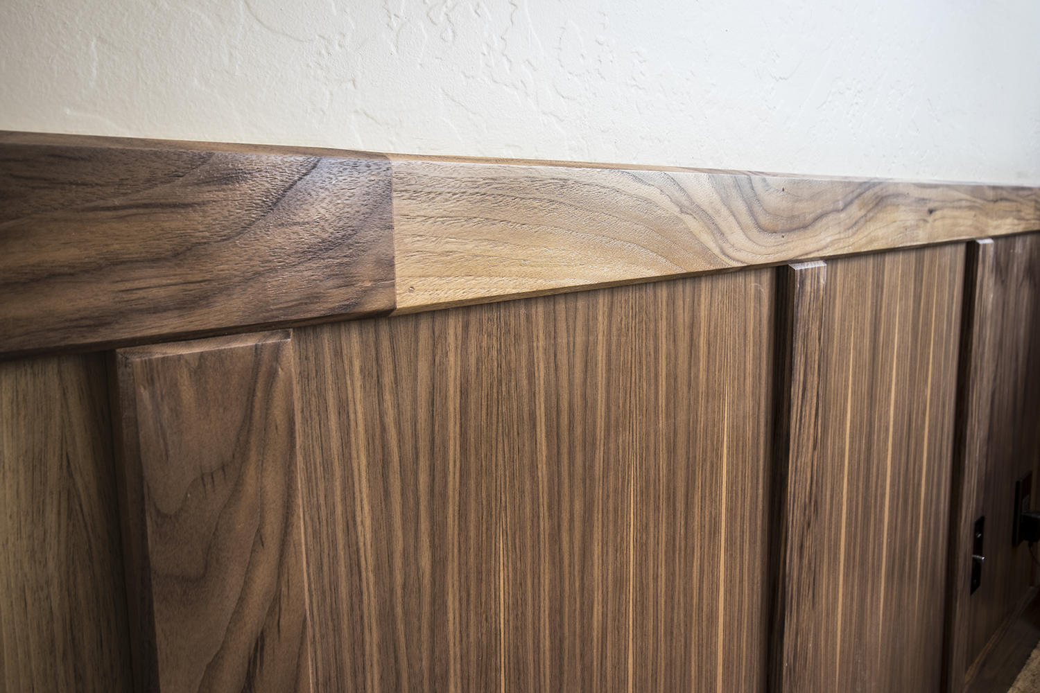 Office Wood Detail