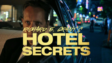 Richard E. Grant's Hotel Secrets