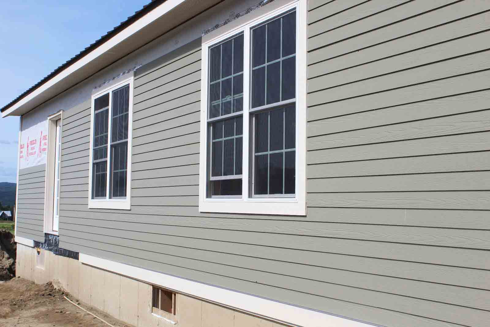 Siding in Reisterstown