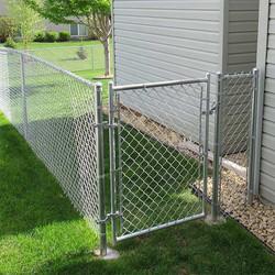 Chainlink Fence Installation