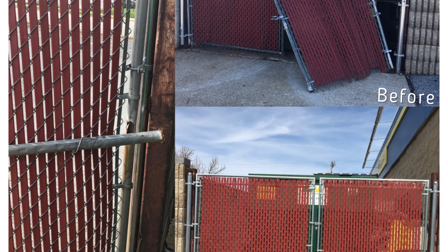 Fence Installation & Repairs in Reisterstown