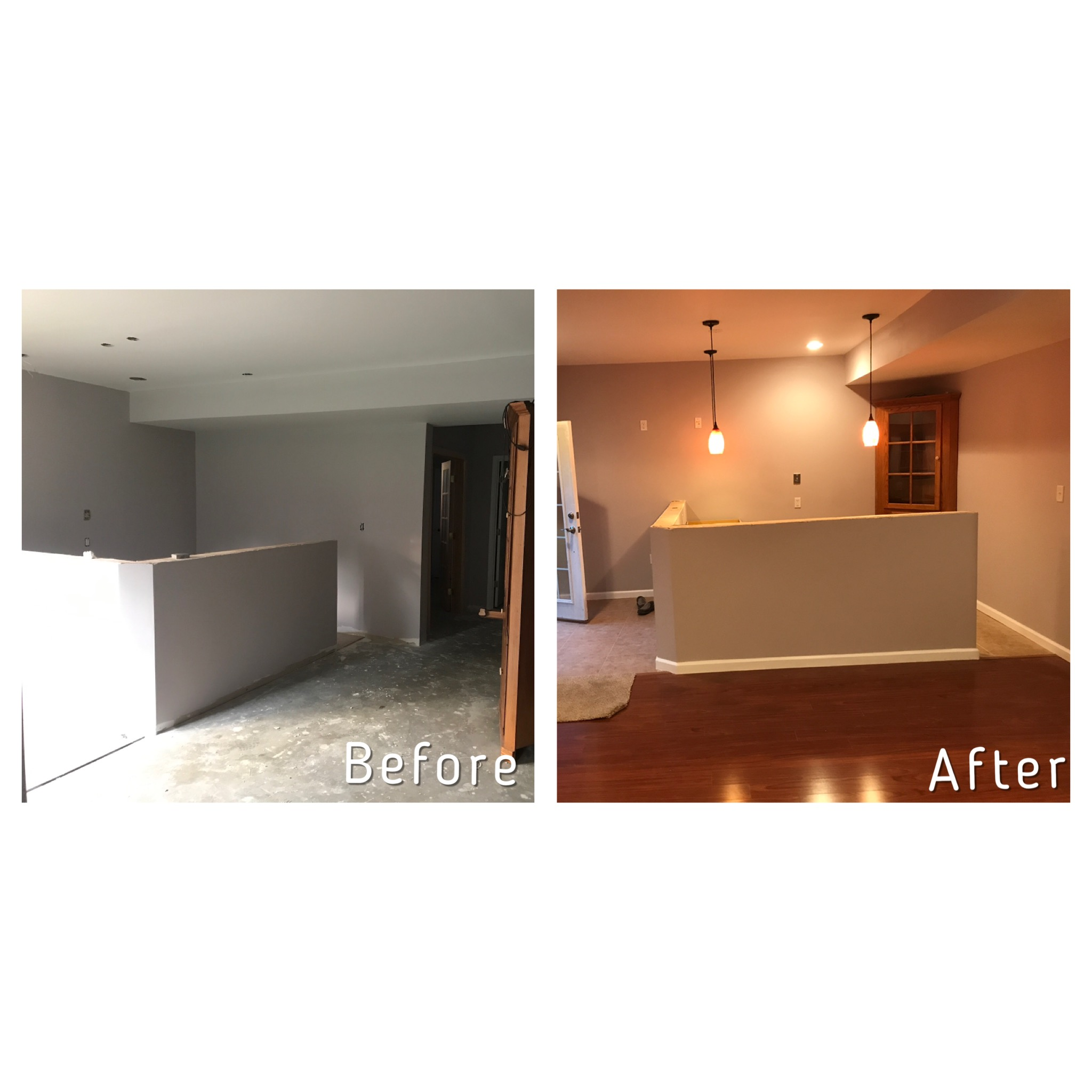 Basement Remodeling in Pikesville,MD