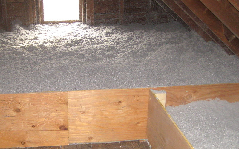 Attic Insulation & Remodeling in Pikesville
