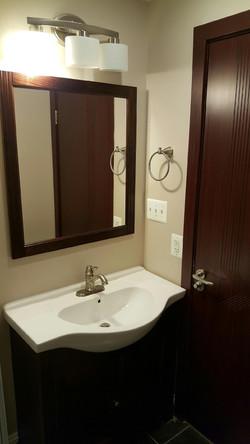Reisterstown   Customized Bathroom