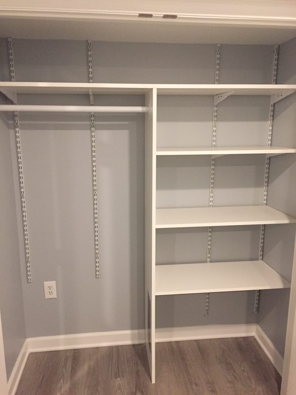 Baltimore City | Shelf repair, after
