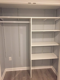 Baltimore City   Shelf repair, after
