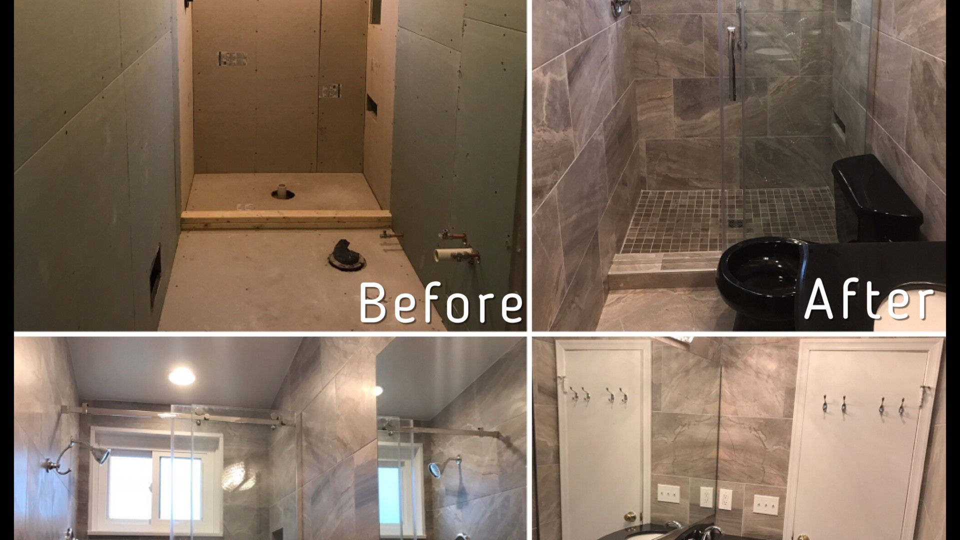 Bathroom Remodel in Reisterstown