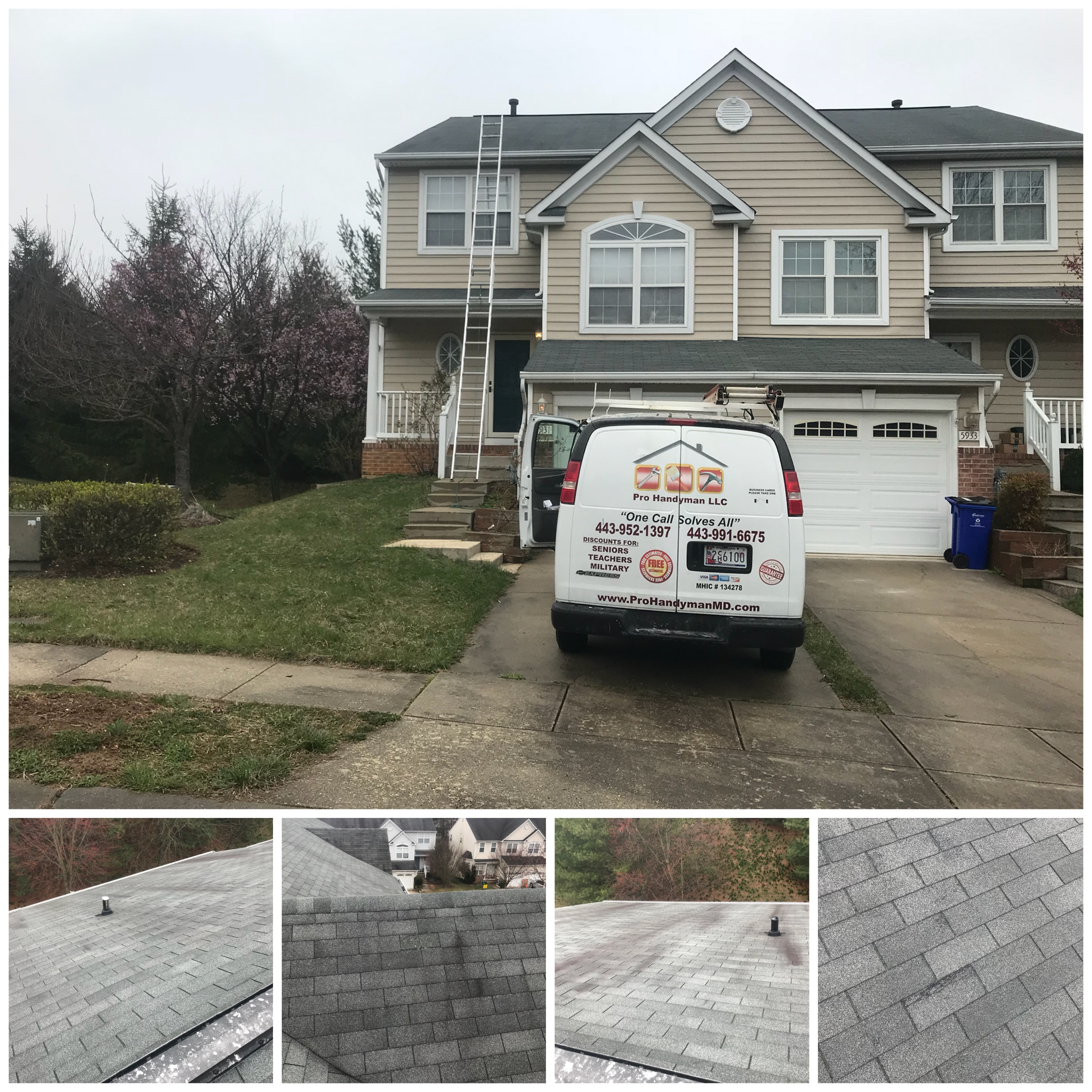 Roof Repairs in Baltimore, MD