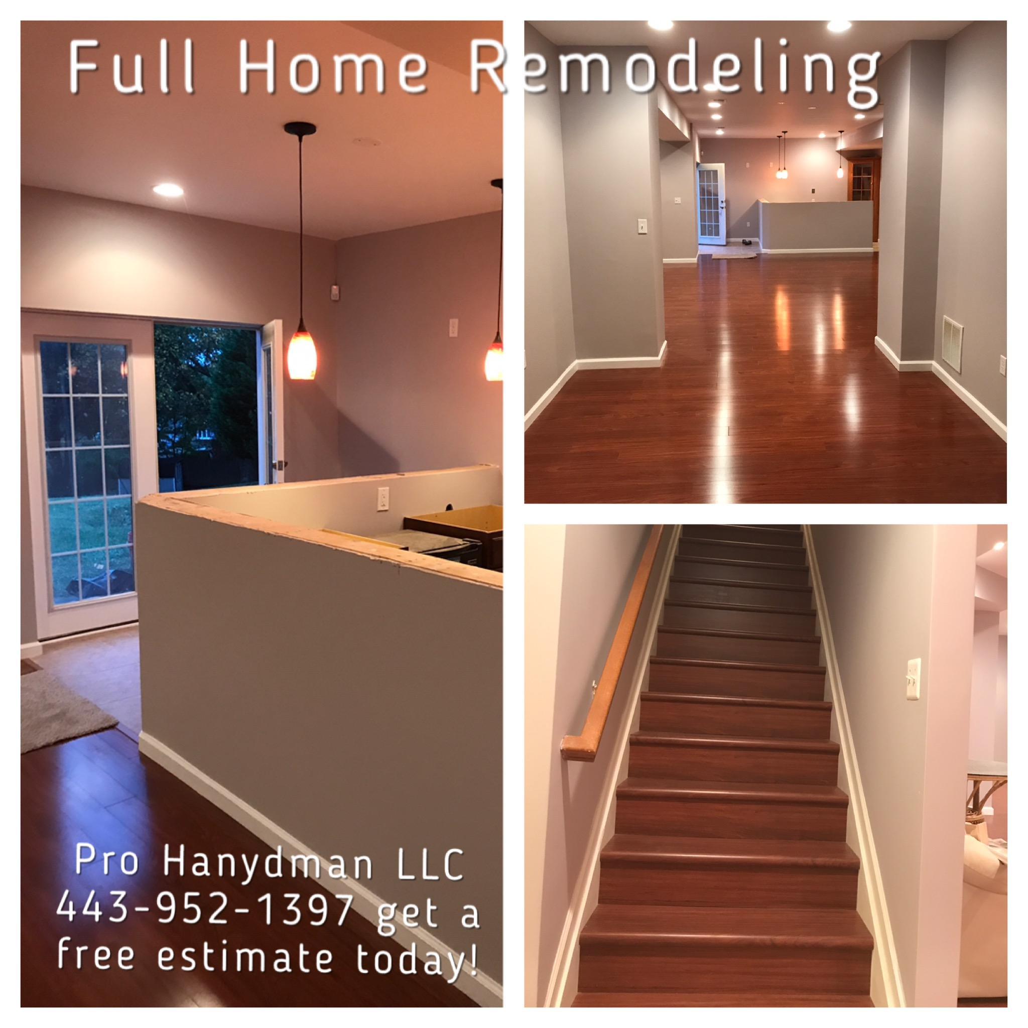 Full House Remodeling in Baltimore