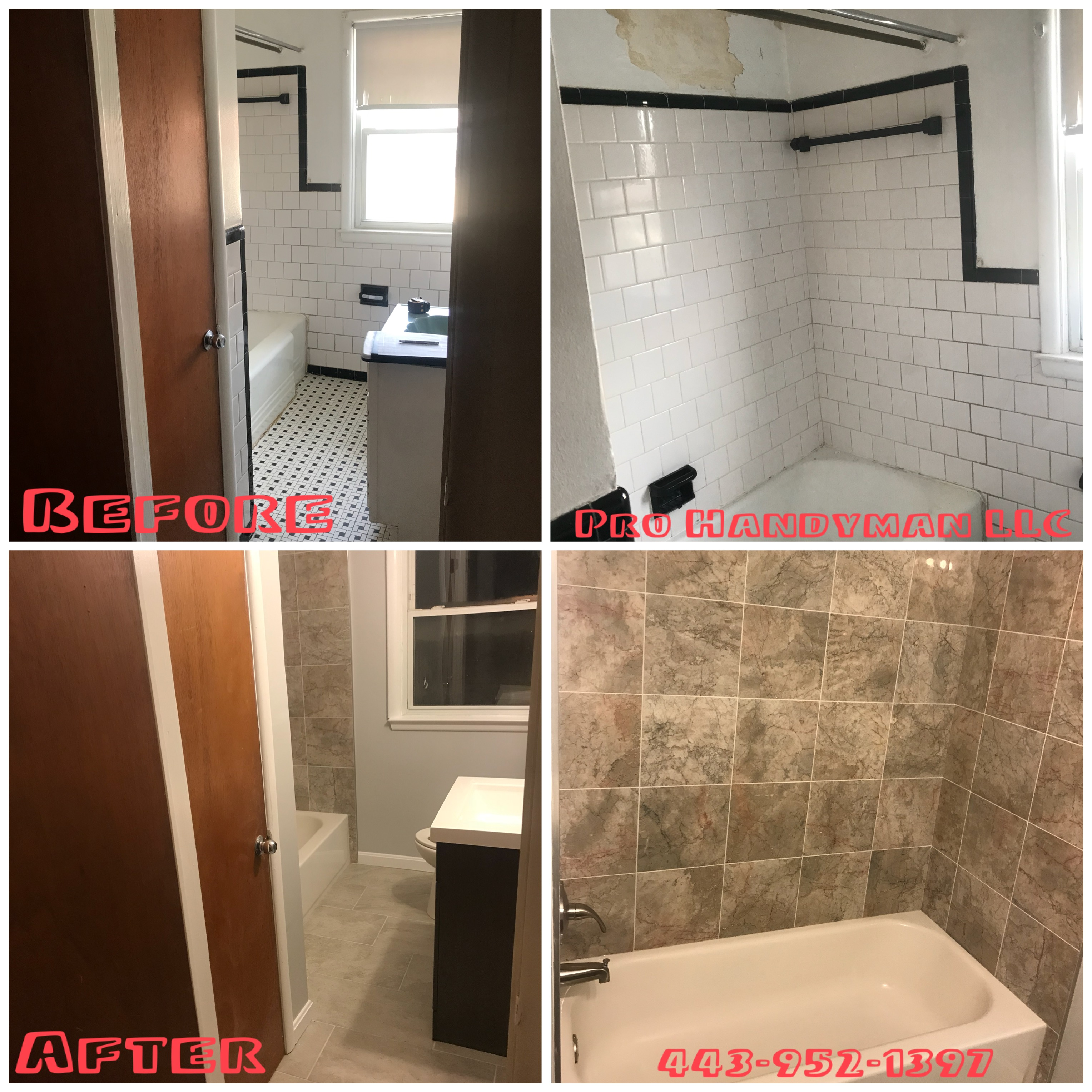 Bathroom Remodeling in Baltimore