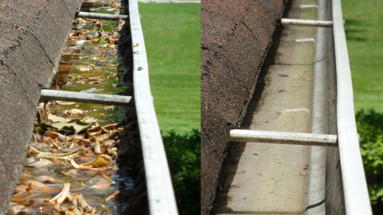 Gutter Cleaning and Installation in Finksburg