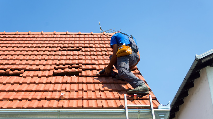 Roofing in Reisterstown