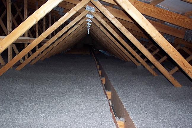 Attic Insulation & Remodeling in Reisterstown