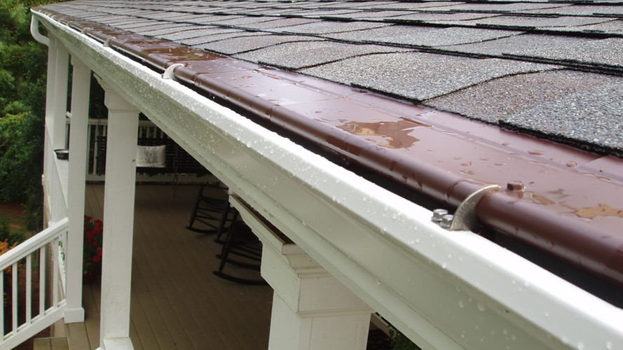 Gutter Cleaning and Installation in Pikesville