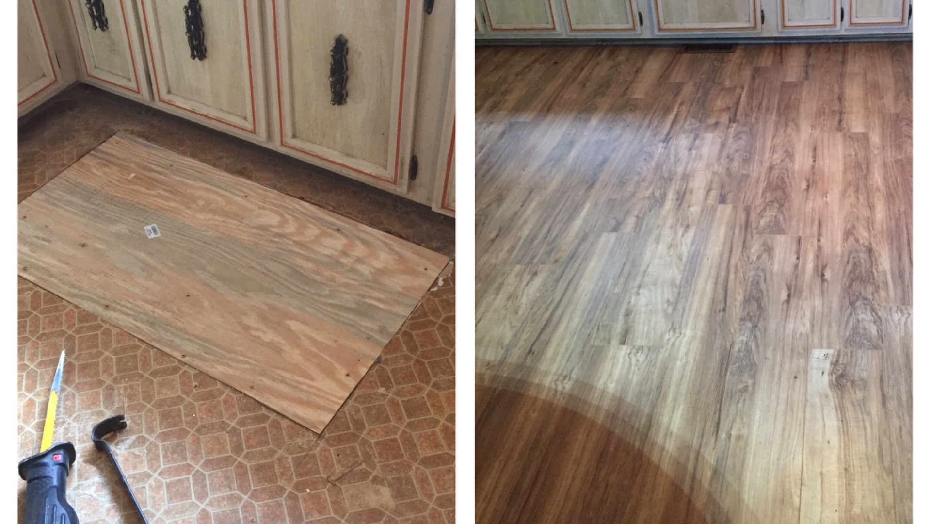 Flooring projects in Westminster