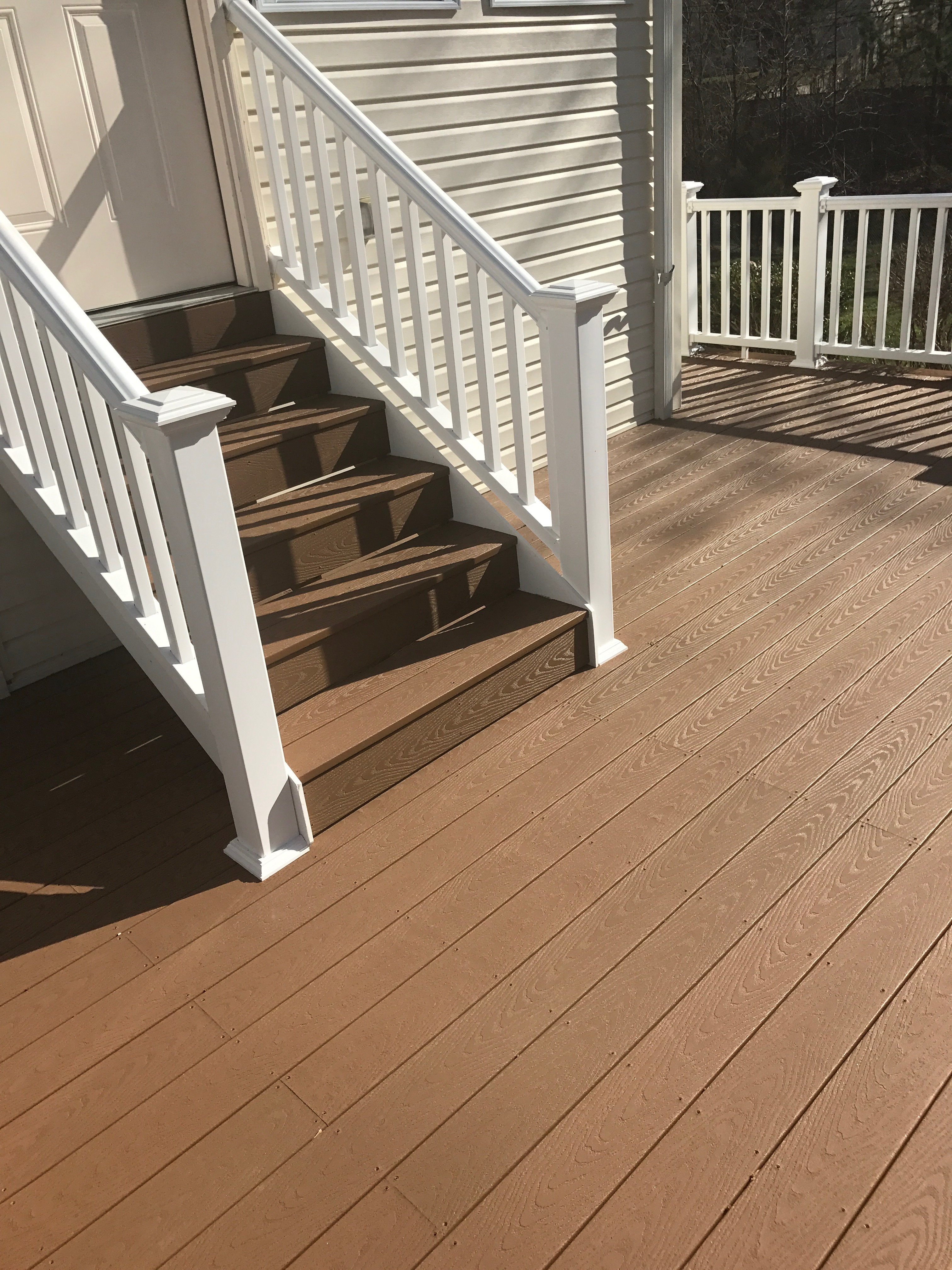Ellicott City | Deck installation