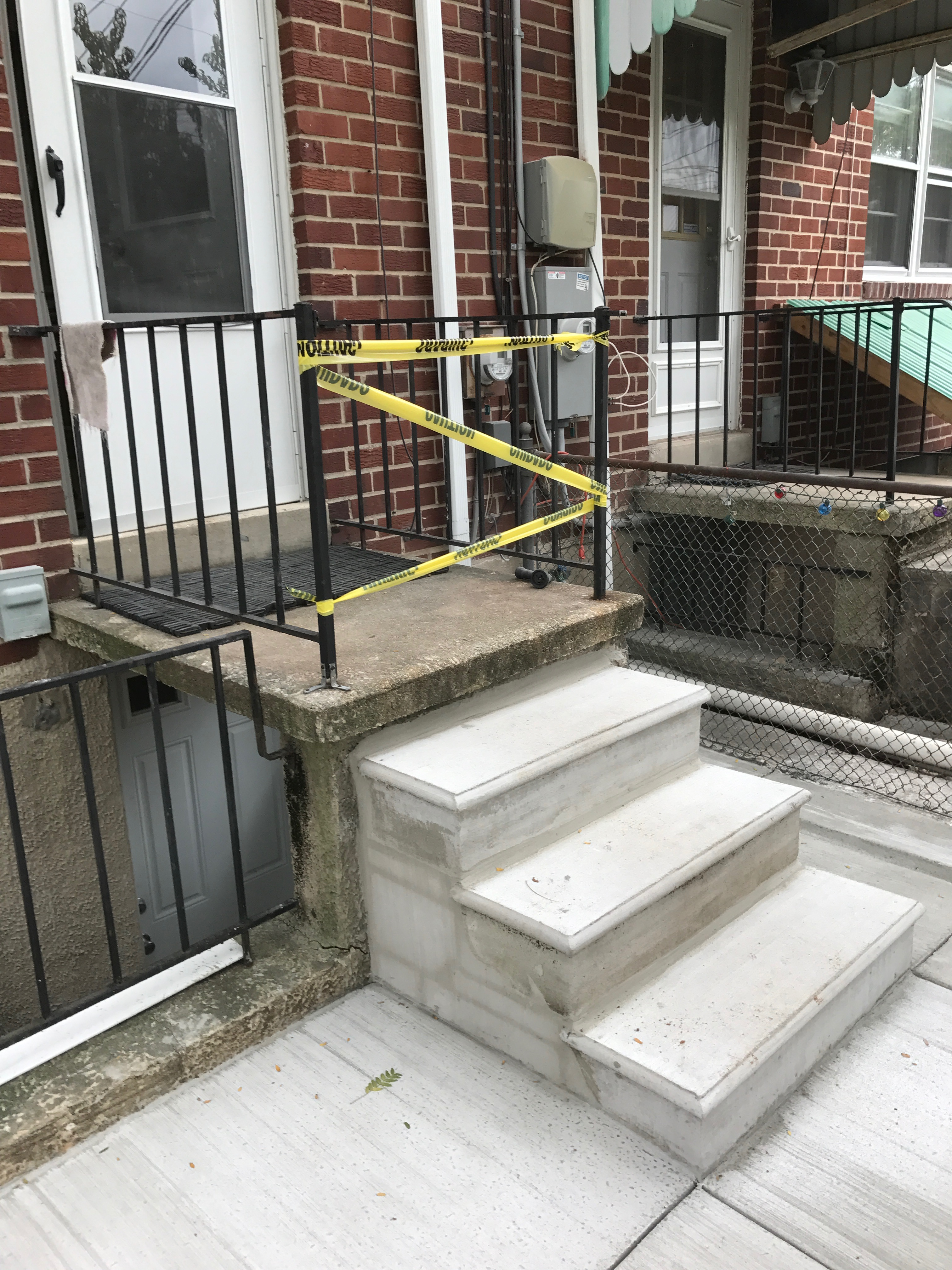 Harford, MD | Stair installation