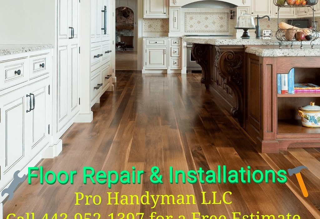 Flooring projects in Owings Mill