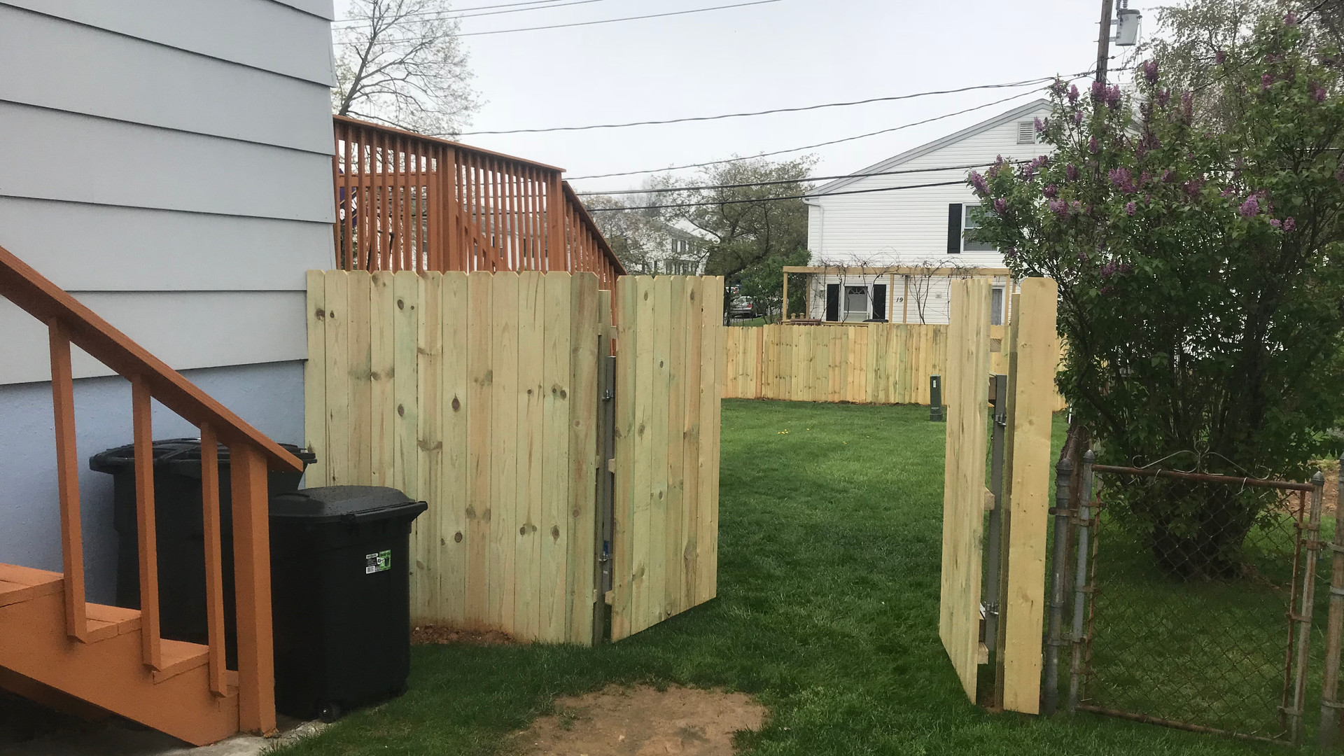 Fence Installation & Repairs in Pikesville