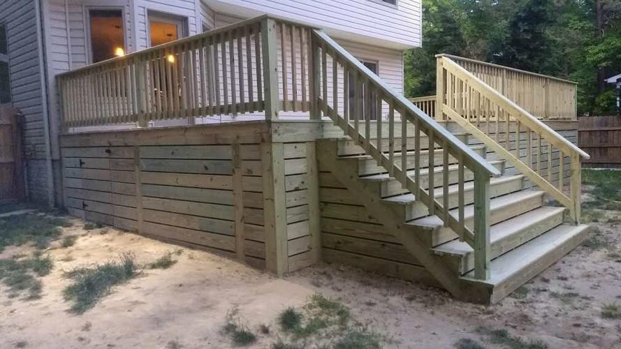 Deck Installation & Repairs in Owings Mill