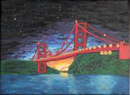 """Golden Gate Twilight"""