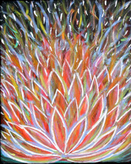 """Fire Lotus"""