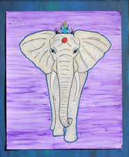 """""""The First Elephant"""""""