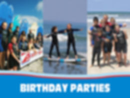 Surf Birthday Party
