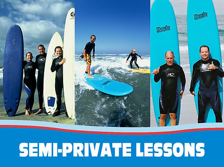 Semi Private Lessons