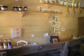 Winkeltje, eigen producten, zelf gemaakt, kaarten, sap, biologisch
