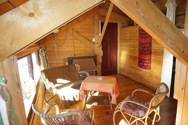 appartement, gite, huren, vakantiehuis, rustiek, hout