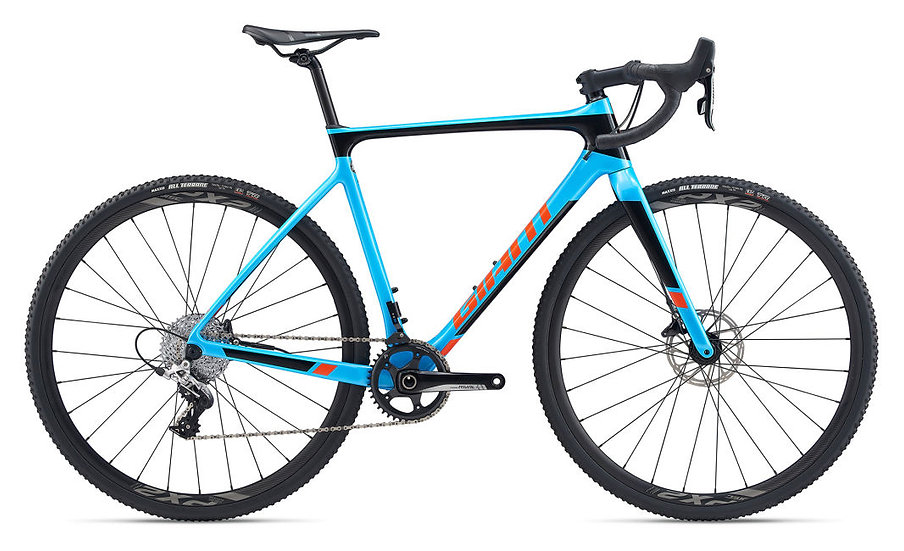 GIANT TCX ADVANCED PRO 2 2020