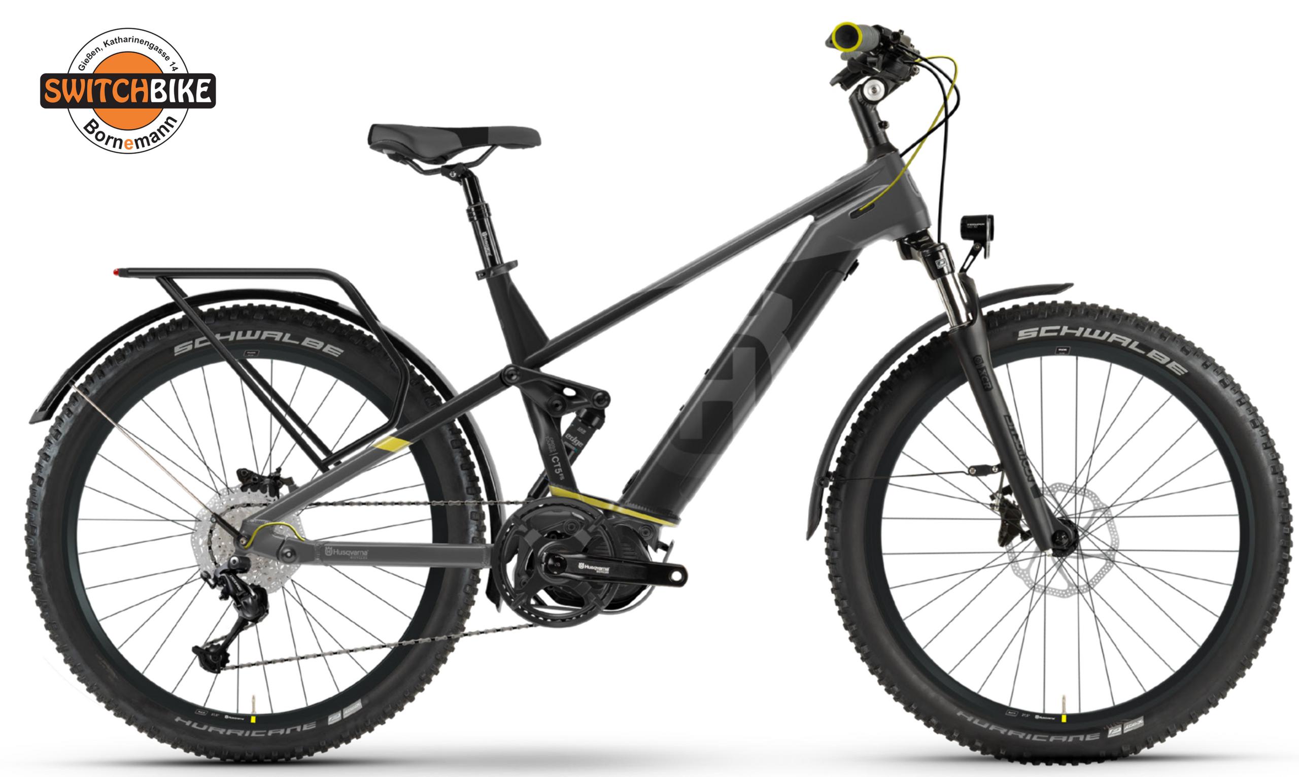 Husqvarna e-bike Neuheiten 2020 Switchbike Bornemann Gießen