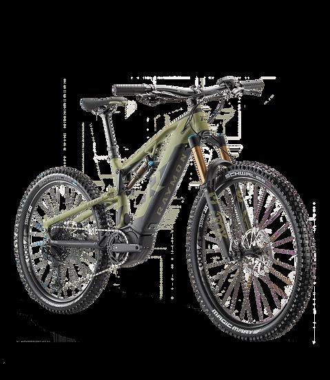 R Raymon TrailRay E 11.0 2021