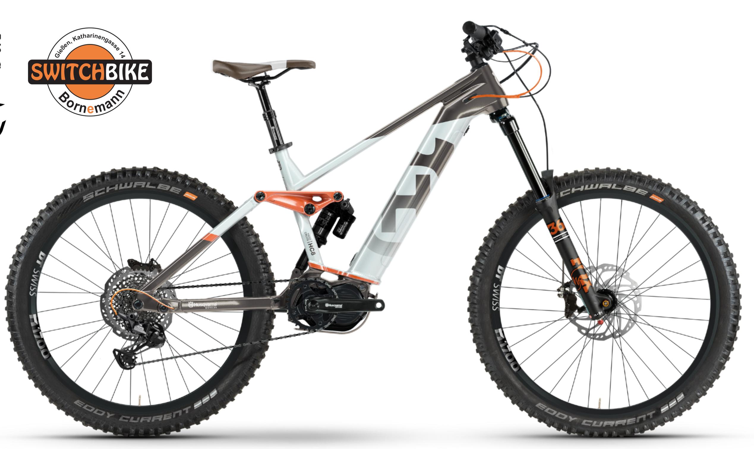 Husqvarna e-bike Neuheiten 2020 Switchbike Bornemann