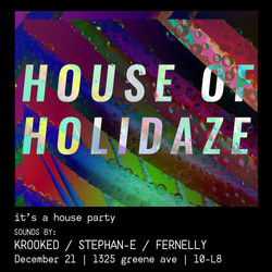 House of Holidaze final flier-01