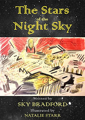 The Stars in the Night Sky_front cover.j