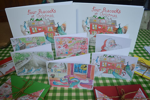 Christmas Cards (Pack of Six)
