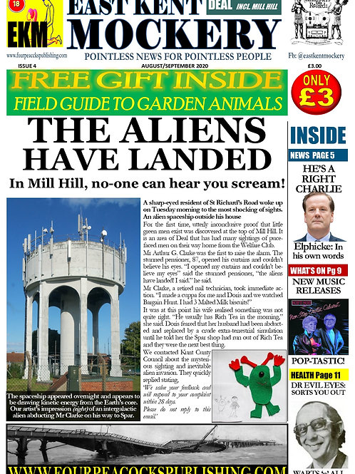 The East Kent Mockery ~Issue 4