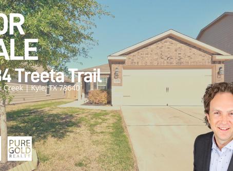 Quiet Home Available in Bunton Creek!