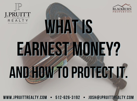 What is Earnest Money and How To Protect it