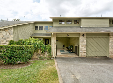 Just Listed! 4404 Travis Country Cir E2 | Austin, TX