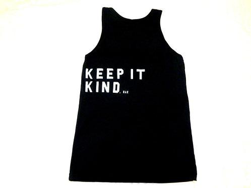 """""""Keep it kind"""" unisex tank"""